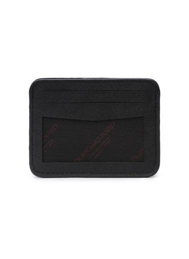 Deri Company Erkek Basic Kartlık Siyah (008) 114003 Siyah